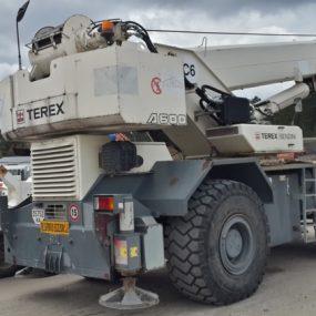 TEREX A600 3