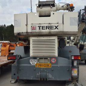 TEREX A600 4
